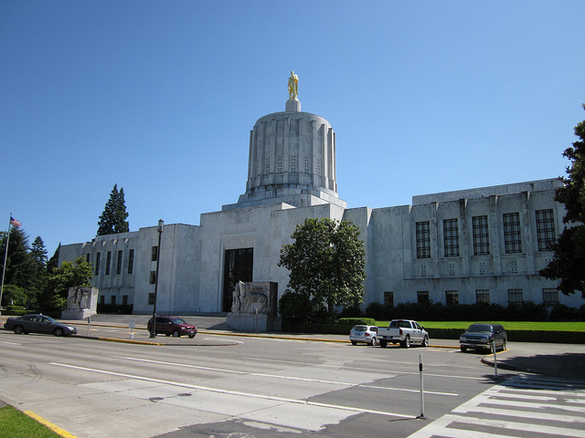 Brief: Oregon's Legalization Campaign to Buy Massive Amounts of Ad Space