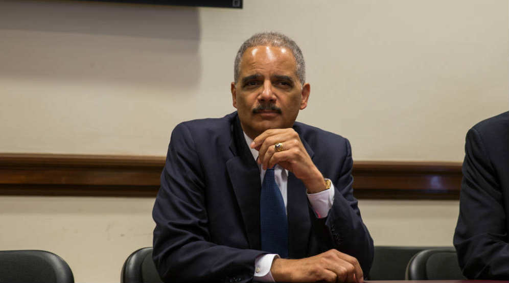 Holder Signals Support for Marijuana Reclassification Before Stepping Down