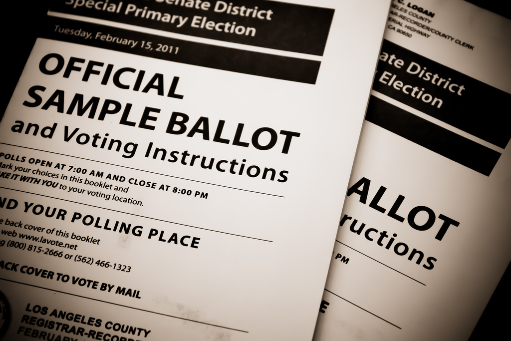 Marijuana in the Elections