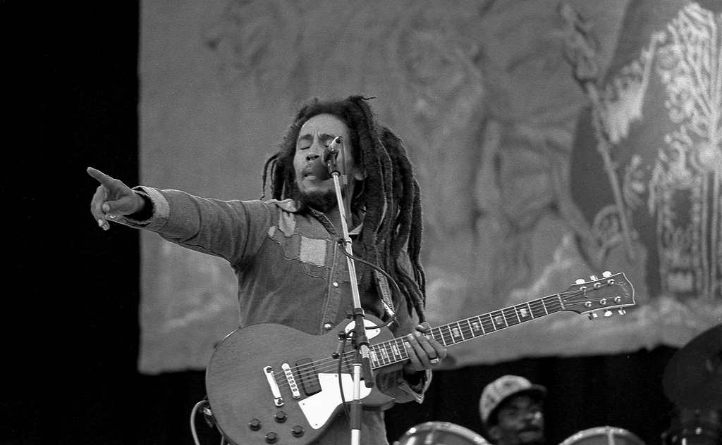 'Marley Natural': The World's First Global Marijuana Brand