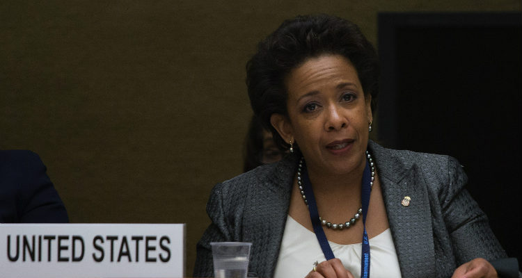 Attorney General Nominee Loretta Lynch Comes Out Against Cannabis Legalization