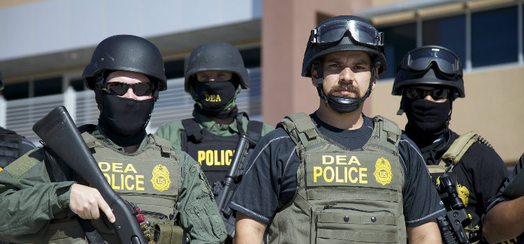 Drug Cartels Funded Sex Parties for DEA Agents in Colombia, DOJ Reports