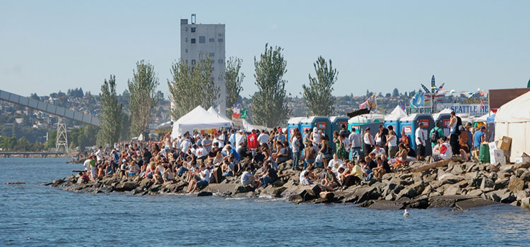 25th Annual Hempfest Happening August 19-21 in Seattle