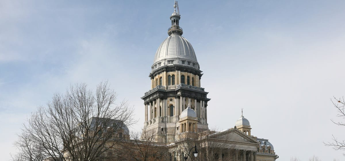 Illinois Senate Advances Adult-Use Cannabis Bill