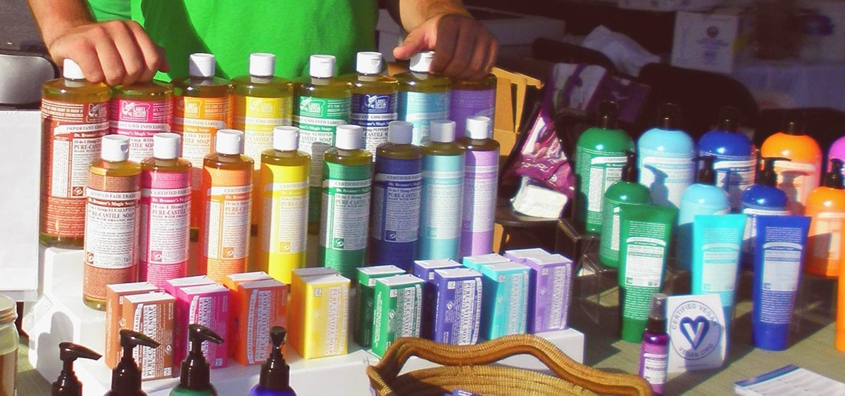 Dr. Bronner's CEO Launches Non-Profit Cannabis Company